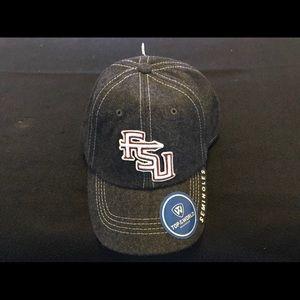 Top of The World FSU Strapback Hat